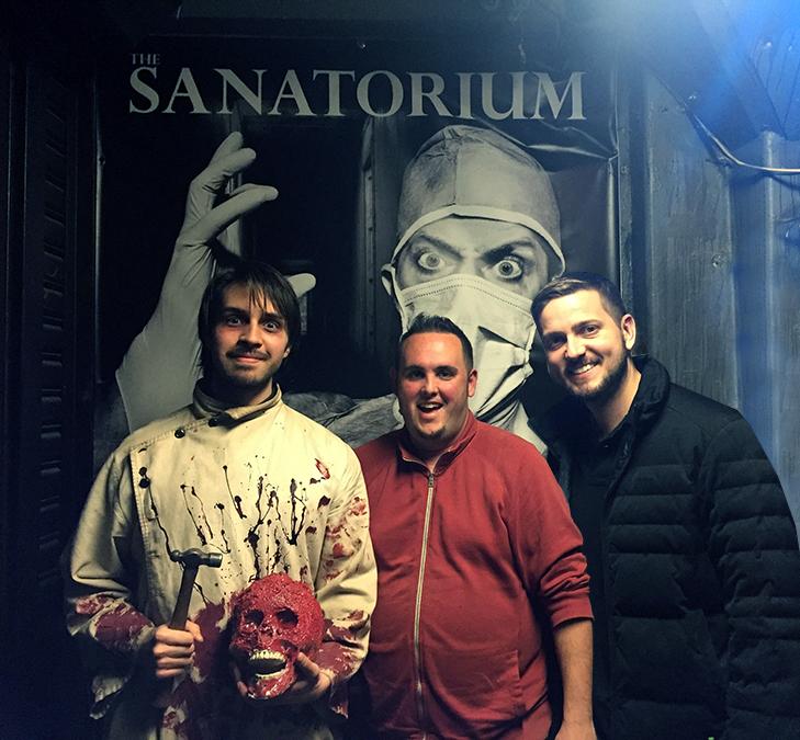 Review I Survived The Room Sanatorium