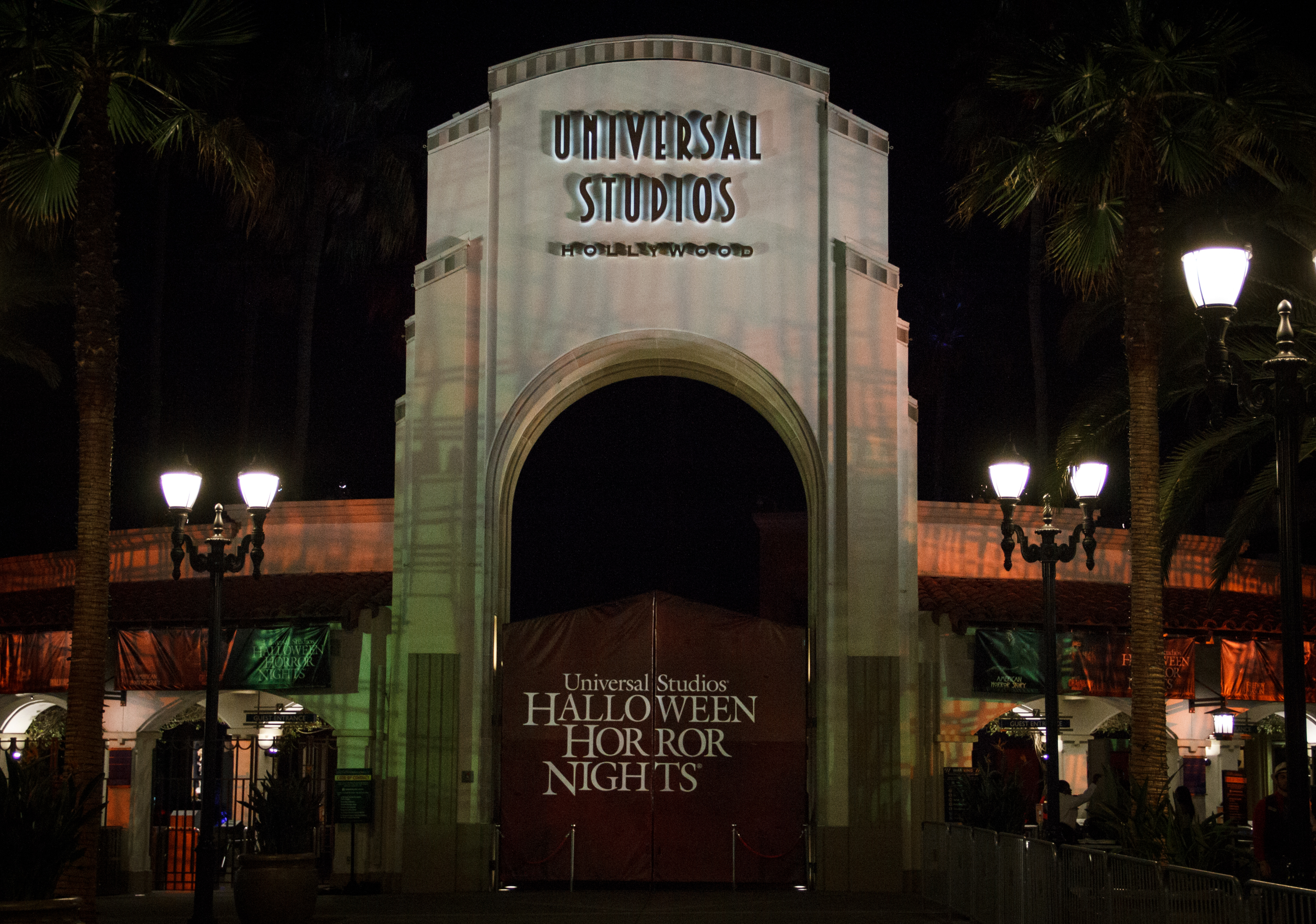 review halloween horror nights hollywood 2016 - Universal Halloween Night