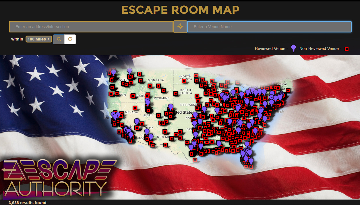 Escape Authority: Made in the USA - Escape Authority