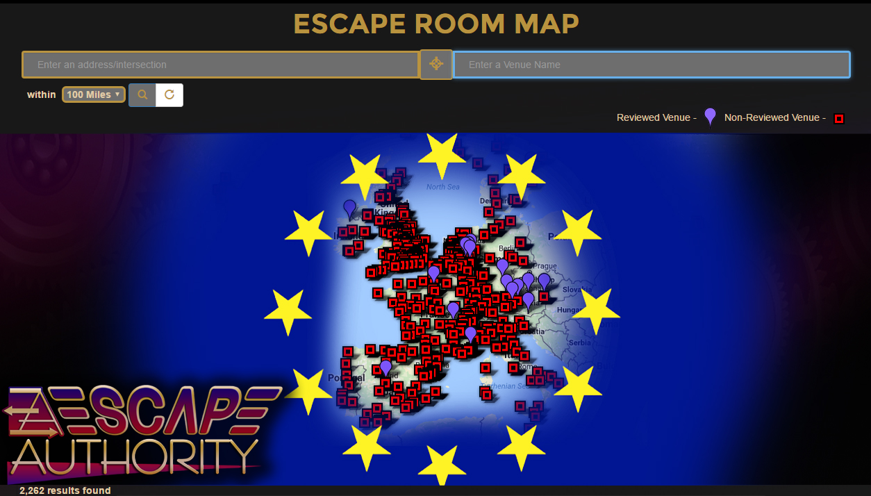 Discover the best escape games across western europe escape authority we continue our most requested expansion ever by offering an even more reliable game finding tool that is instantly the single most comprehensive collection gumiabroncs Image collections