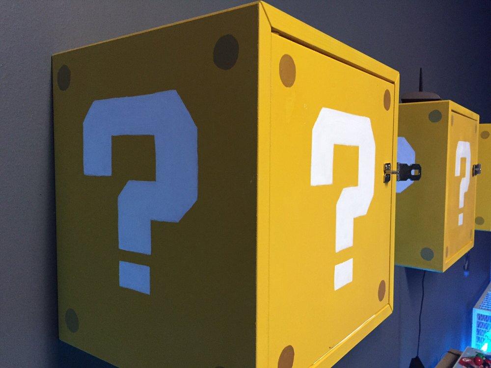 Review Square Room Escape Super Mario Room Escape
