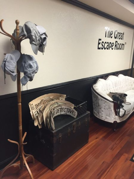 The Infirmary Great Escape Room Review