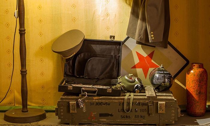 Cold War Crisis Escape Room
