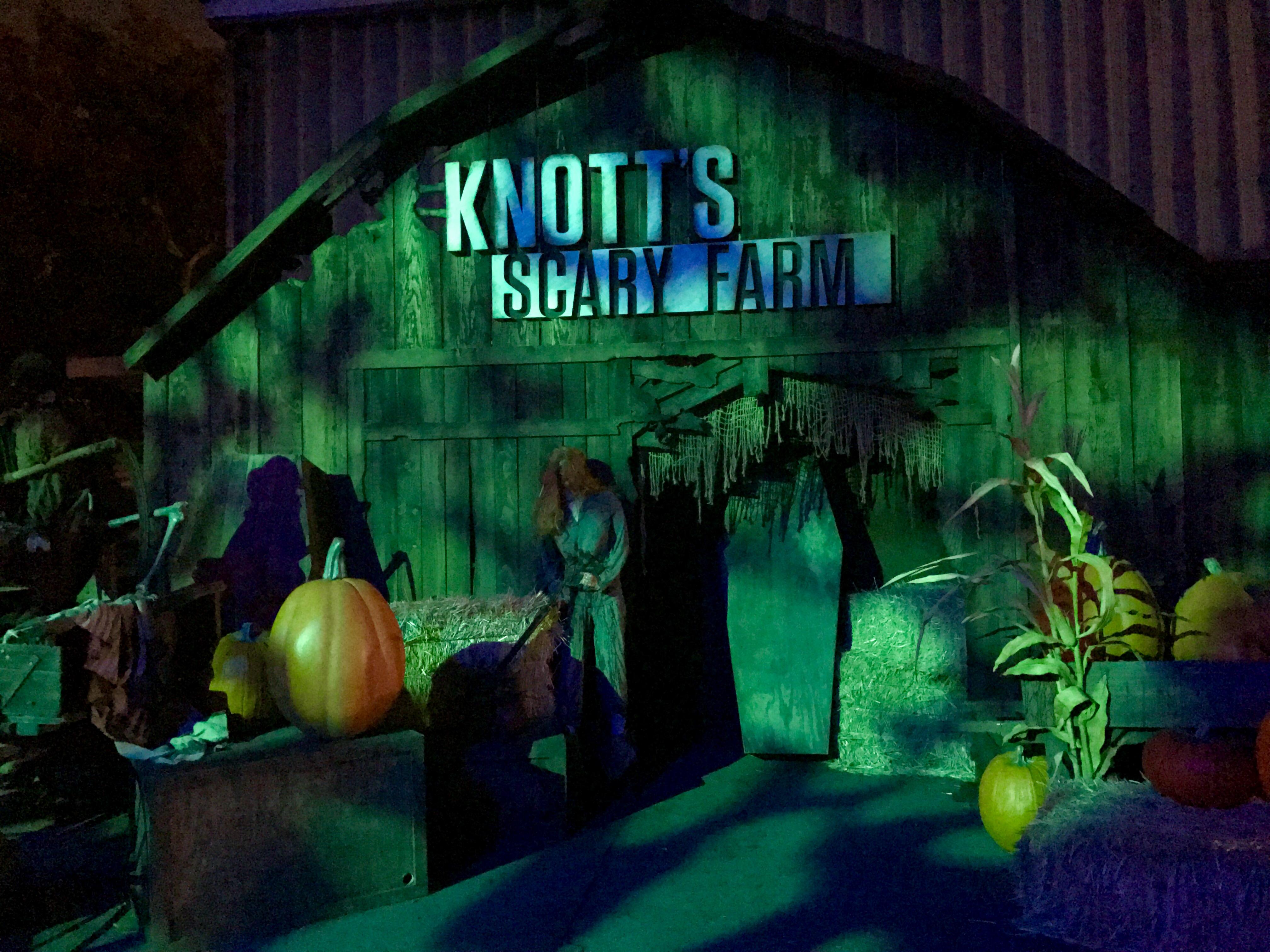 Knott's Scary Farm coupon code