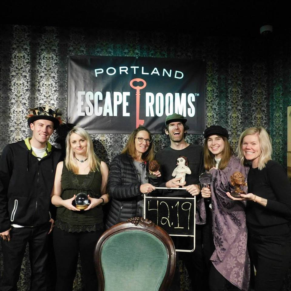 Escape Rooms In Portland Oregon