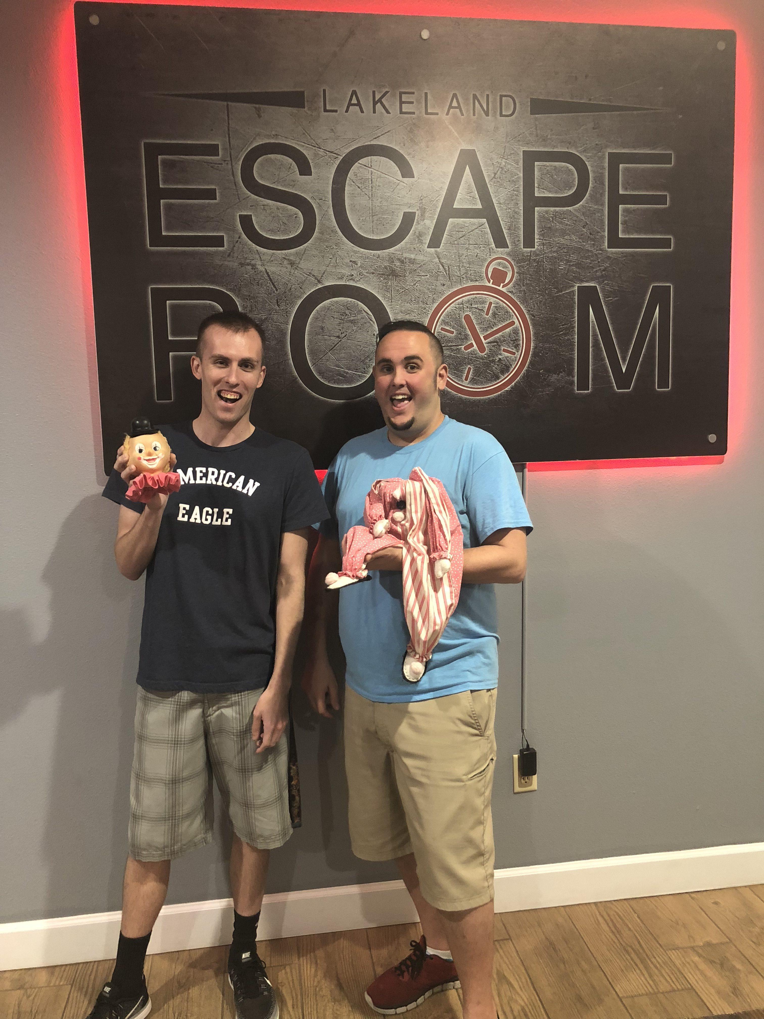 Review Lakeland Escape Room Split