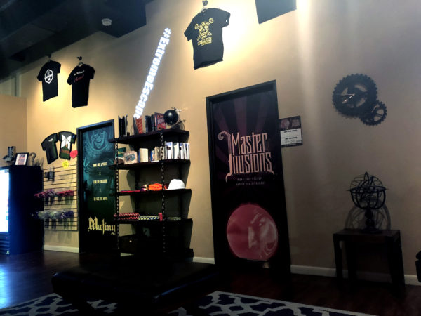 The Illusionist Escape Room