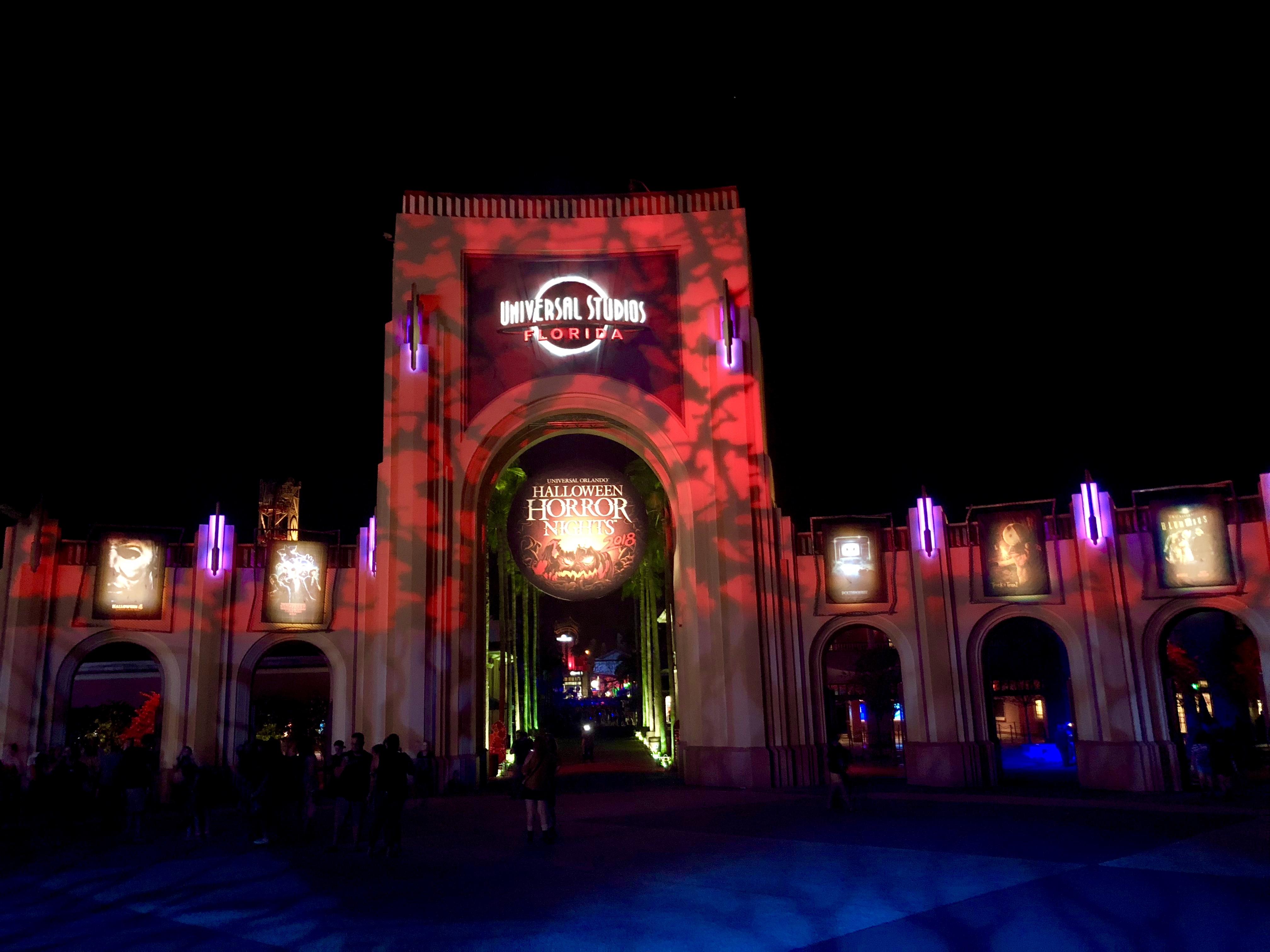 Review Halloween Horror Nights 28 , Universal Orlando