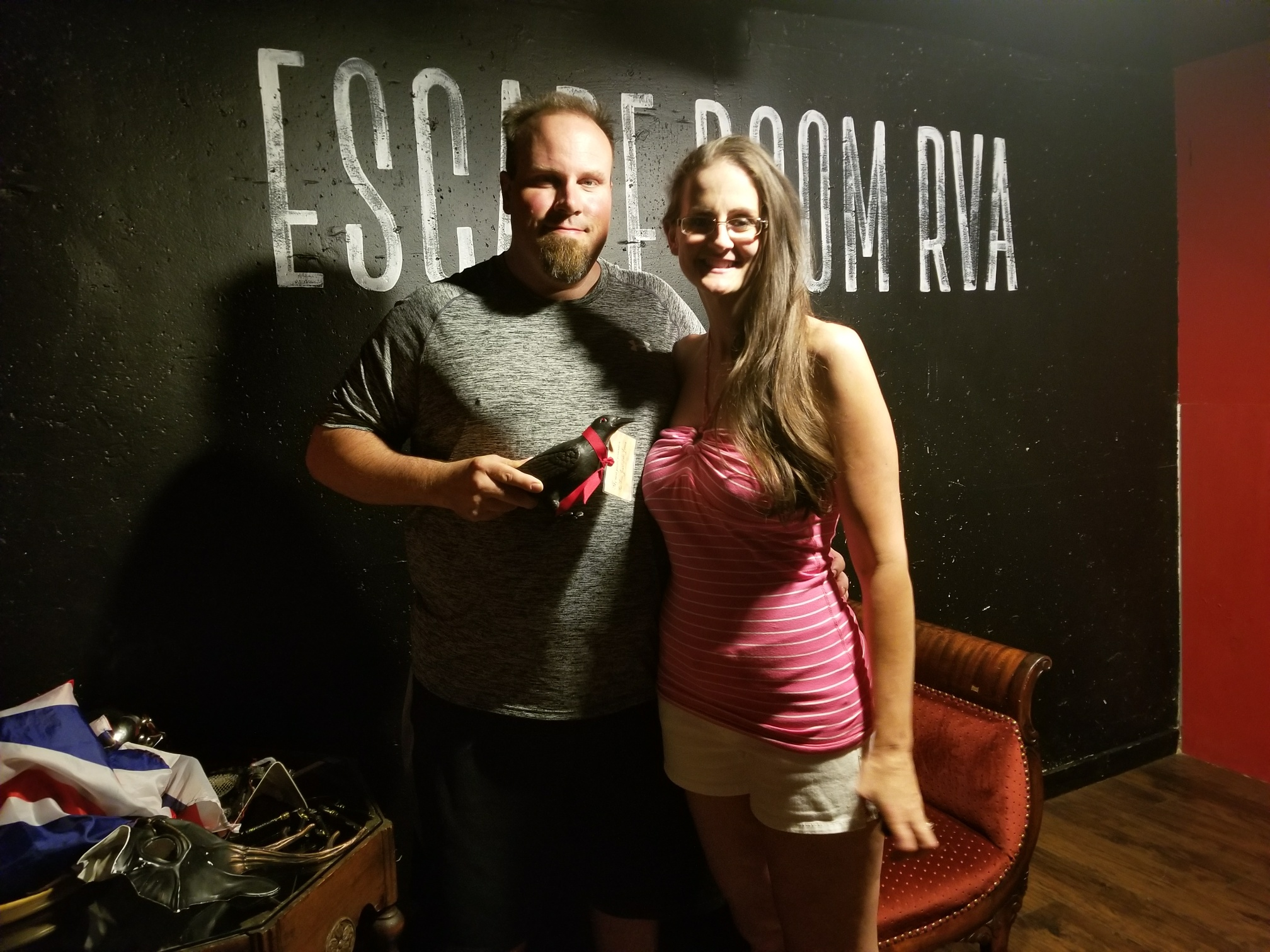 Review Escape Room Rva Lost Jewel Of The James
