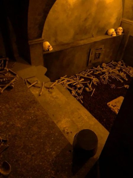 Vampires at Escape Room RVA