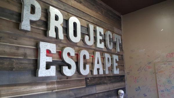Project Escape in Atlanta, Georgia