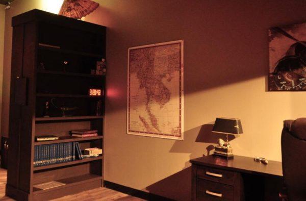 Artifact Escape Room at Project Escape