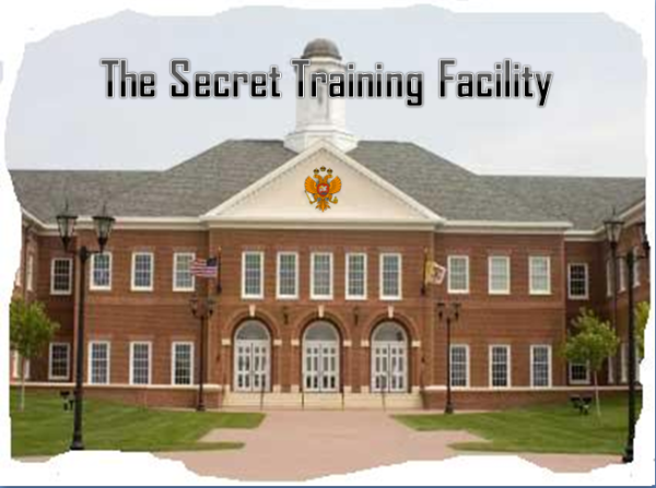 The Secret Training Facility at Escape Eight in Rock Hill