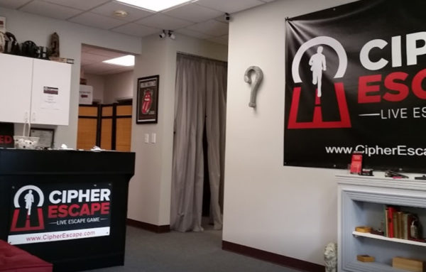 Cipher Escape in Raleigh Durham, NC