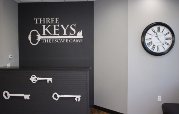 Three Keys Escape Game in Atlanta, GA