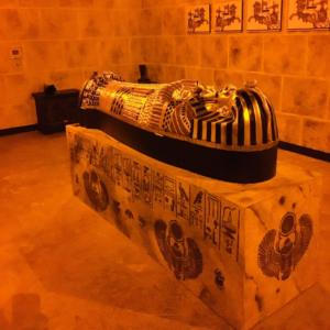 King Tut's Curse at Escape Tactic in Charlotte