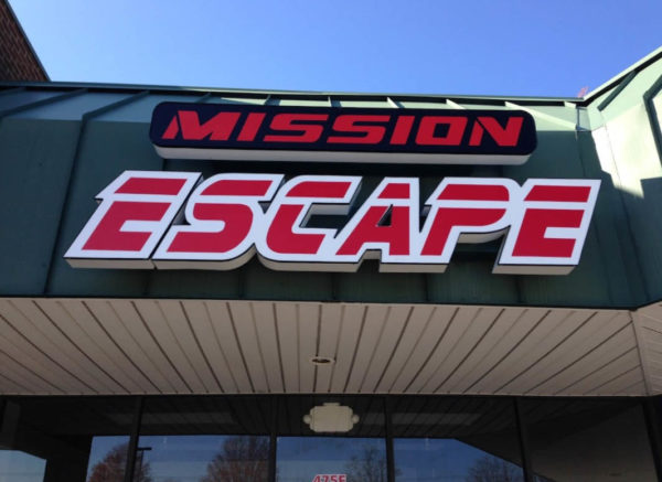 Mission Escape in Poquoson, VA
