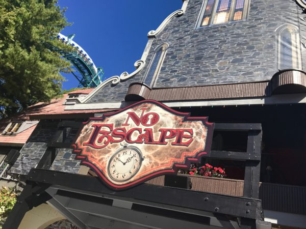 No Escape at Busch Gardens Williamsburg