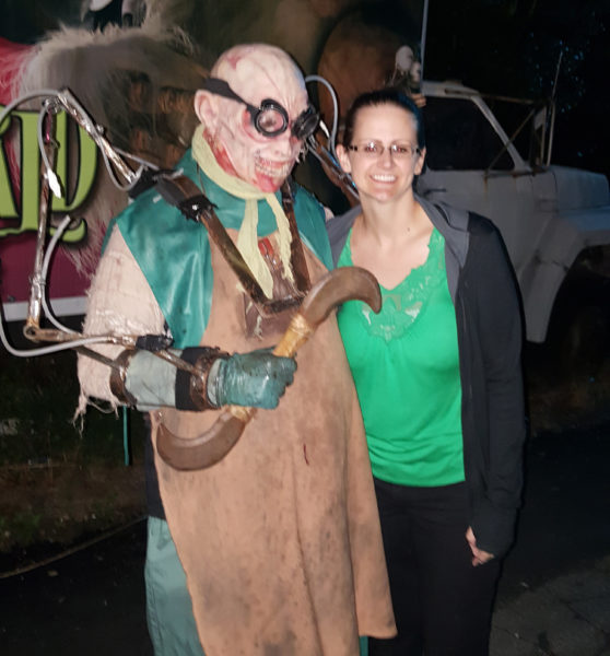 Maegen and the Mangler at Netherworld