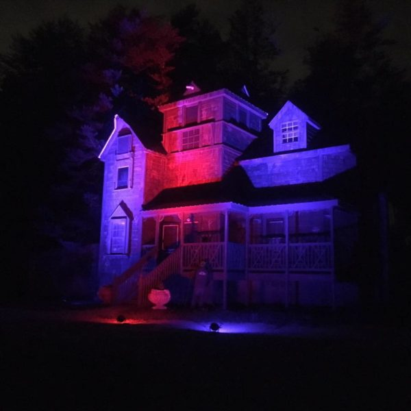 The Manor at Kersey Valley Spookywoods