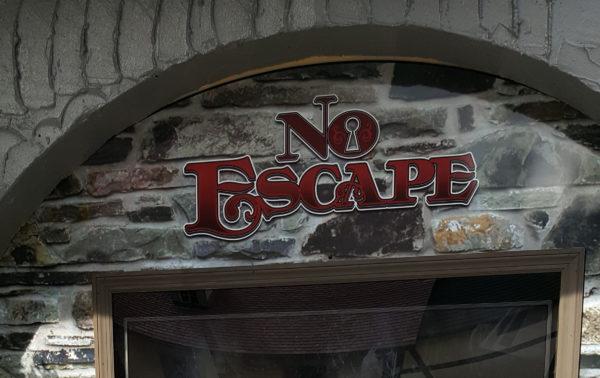 No Escape at Busch Gardens Williamsburg
