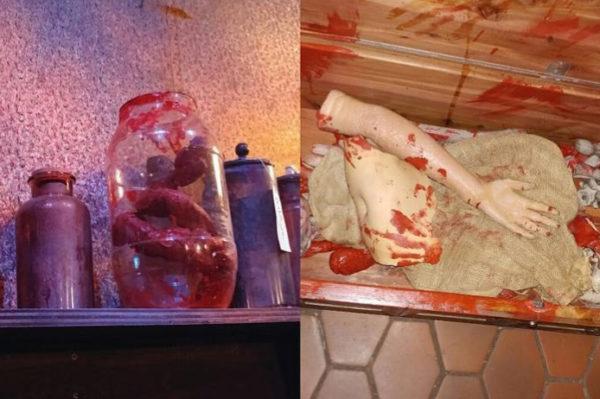 Case of Jack the Ripper at Busch Gardens Williamsburg