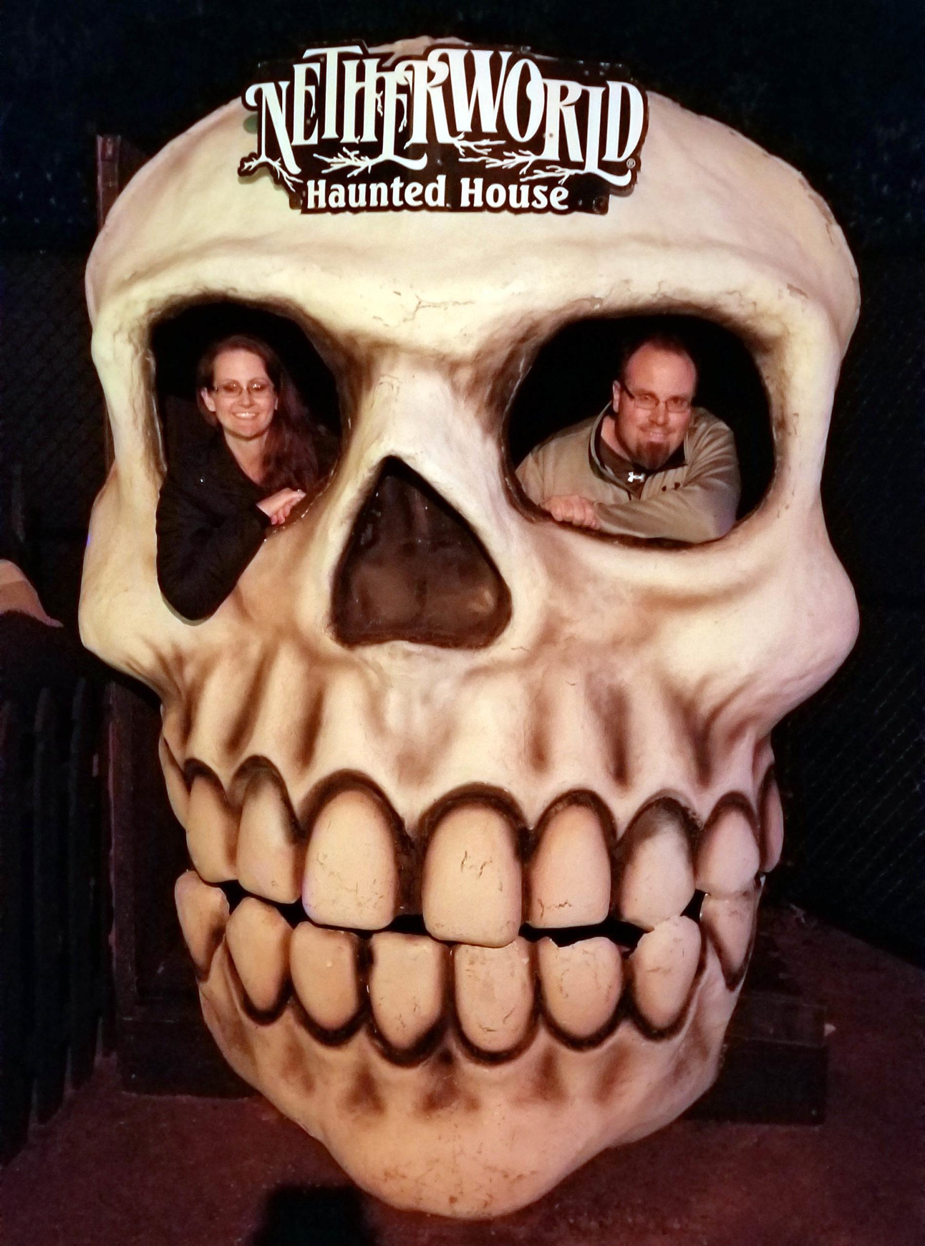 Netherworld Haunted House