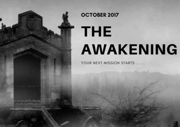 The Awakening at Escape Mission Chattanooga