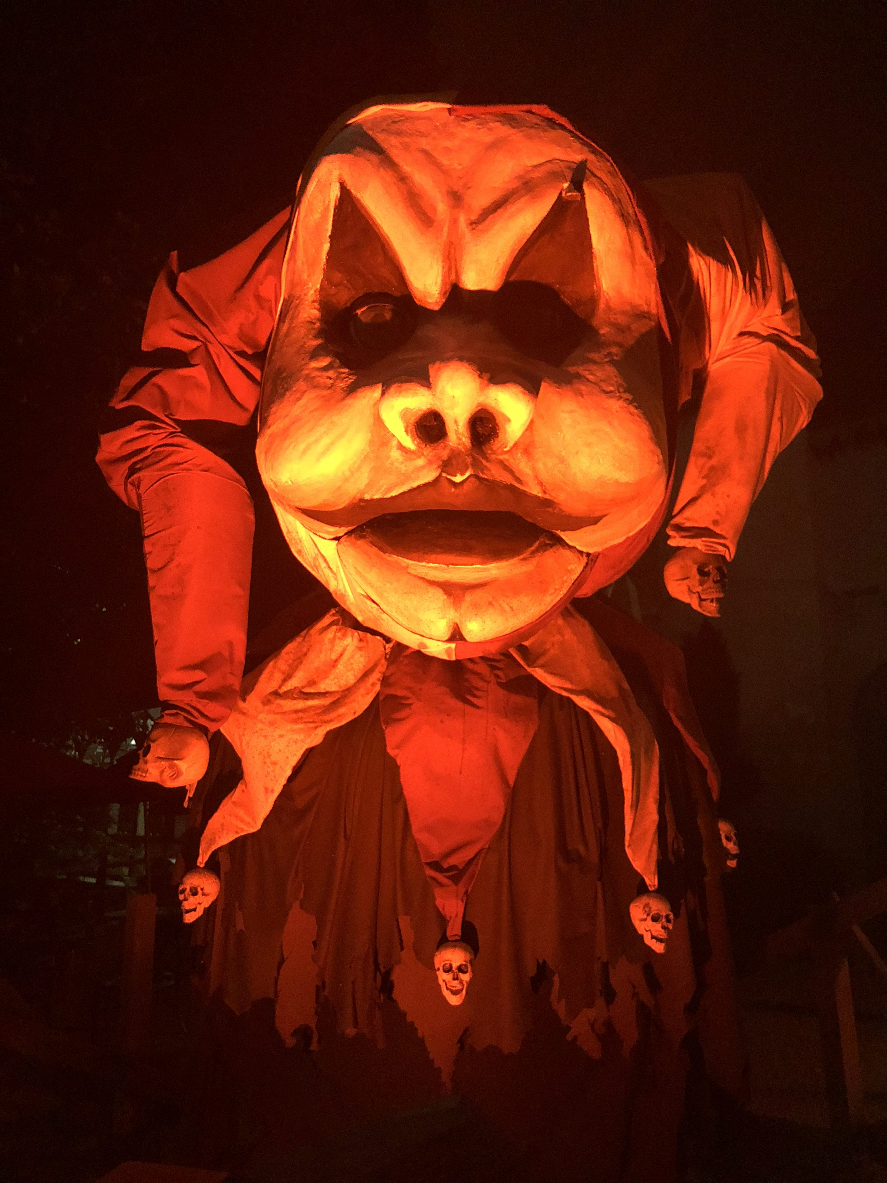Howl-O-Scream 2018 Review : The good, the bad, and the ...